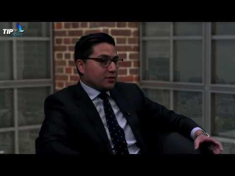 Alejandro Zambrano interview on Tip TV