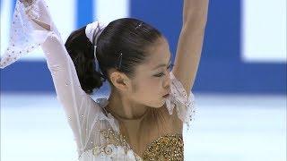 12/25/2011 Japan Championships FS Satoko Miyahara Mother Goose Suite.