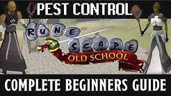 OSRS Pest Control guide - 2019