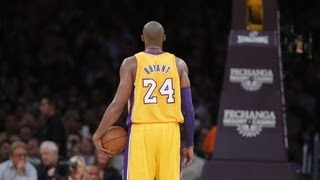NBA: Kobe Bryant -Hall of Fame- HD  Highlights
