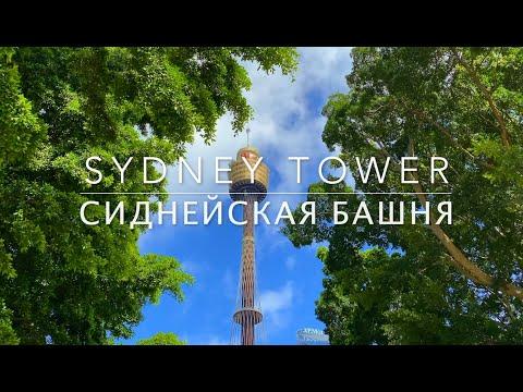 Сиднейская башня - одна из главных достопримечательностей Австралии