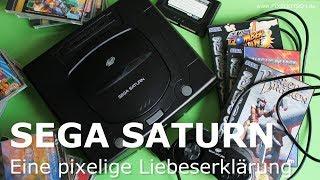 SEGA Saturn 25 Jahre - eine Liebeserklärung / PIXELKITSCH