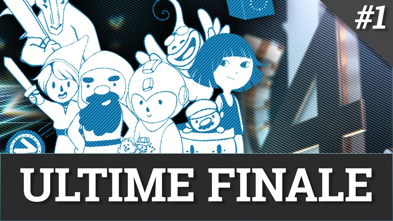 Ultime Décathlon 4 - Ultime Finale 1/2