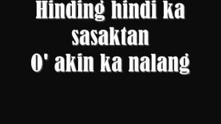 Sam Milby - Hindi Kita Iiwan Lyrics
