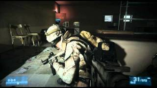 Gameplay - Battlefield 3 - Single Player Gameplay Part 1 | WikiGameGuides