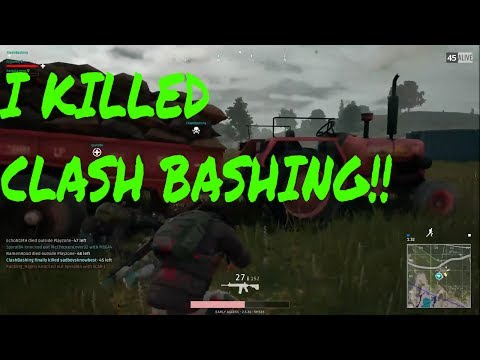 CLASH BASHING!! IS DEAD AND ITS MY FAULT?