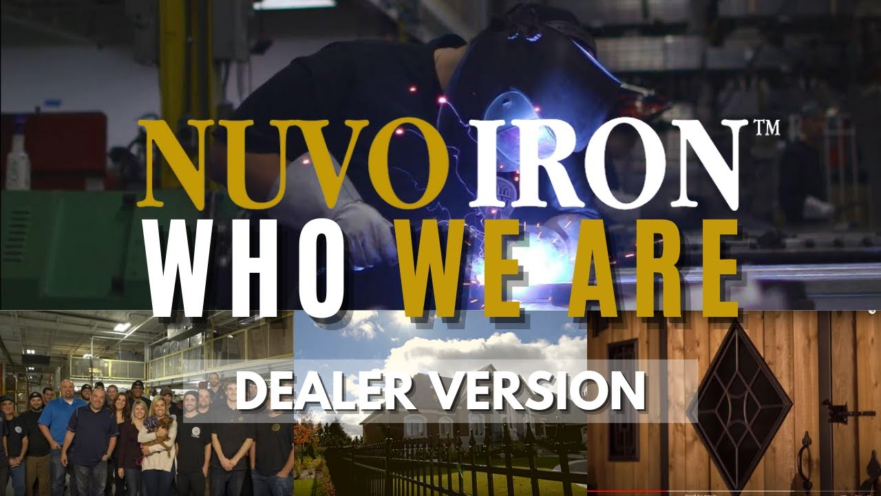 We Are Nuvo Iron - Dealer Version