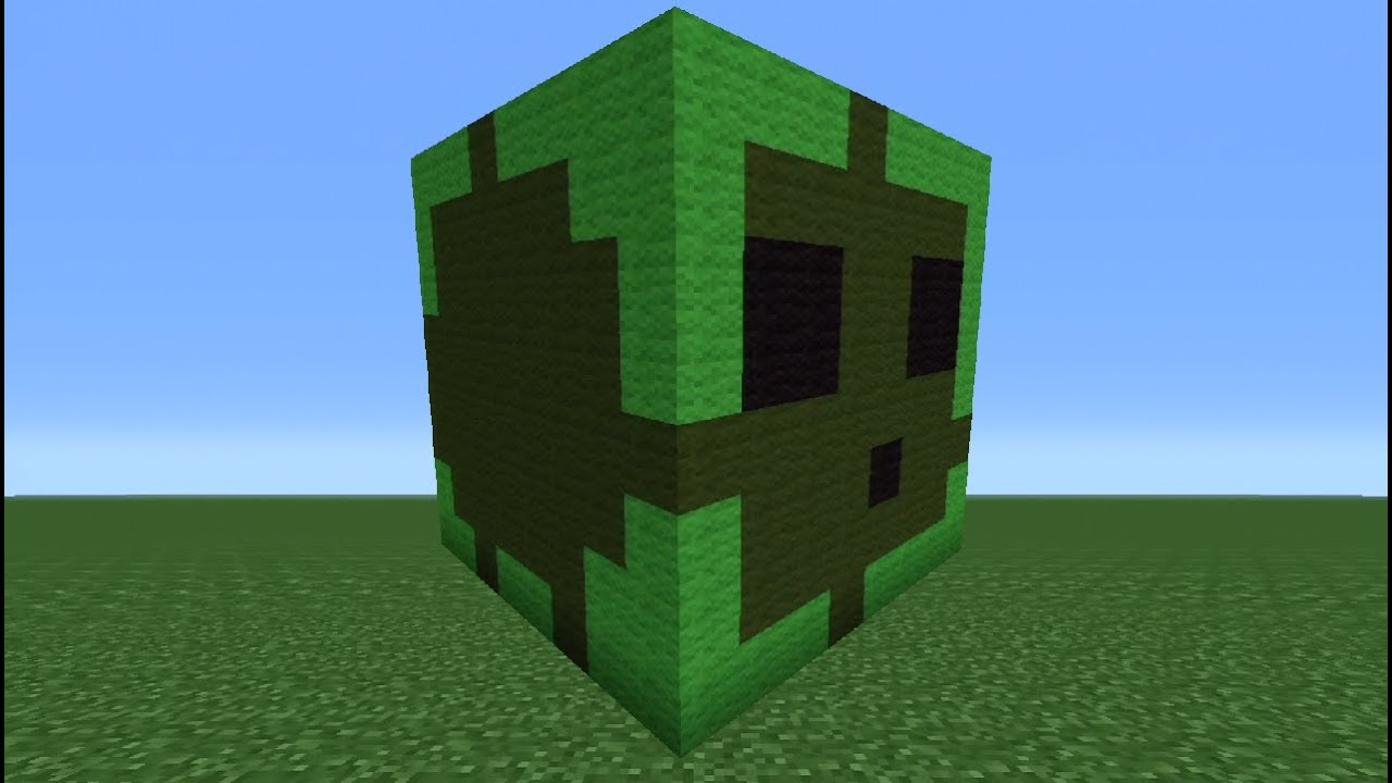 HOW TO LIVE INSIDE A SLIME IN MINECRAFT! - YouTube
