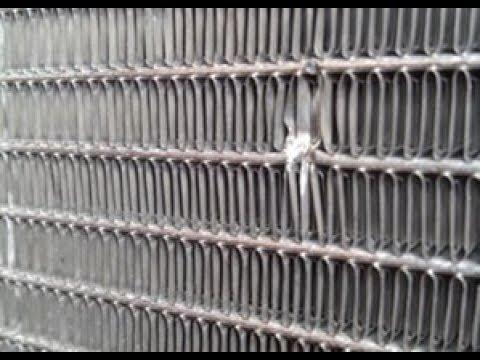 micro channel coil repair