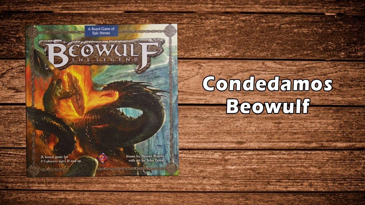 Condedamos a Beowulf The Legend