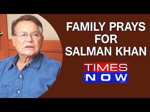 Salman Khan Hit & Run Case: Family prays for Salman Khan