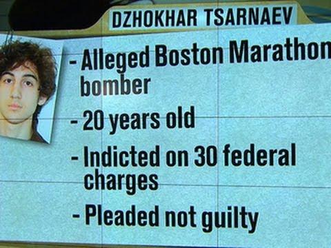 Death penalty to be sought for Boston bombing suspect Dzhokhar Tsarnaev
