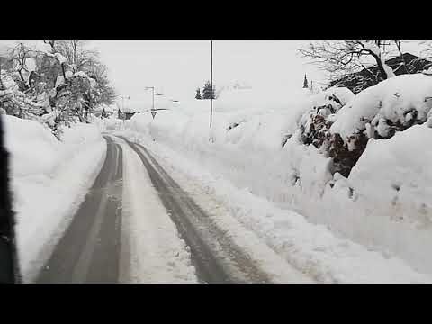 "SCHNEEMASSEN ""TIROL"" Januar  2019 Ellmau, Going, St. Johann Kitzbühel Schneechaos snow chaos Austria"