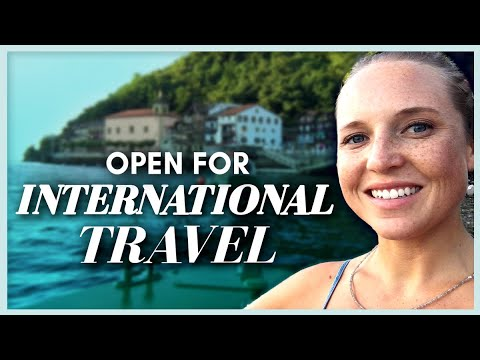 Top 10 Countries You Can Travel To NOW [Open For Tourism!]