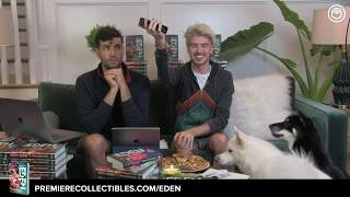 "Joey Graceffa Book Signing & Interview | ""Rebels of Eden"""