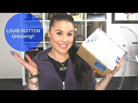 LOUIS VUITTON Unboxing/Reveal ♡
