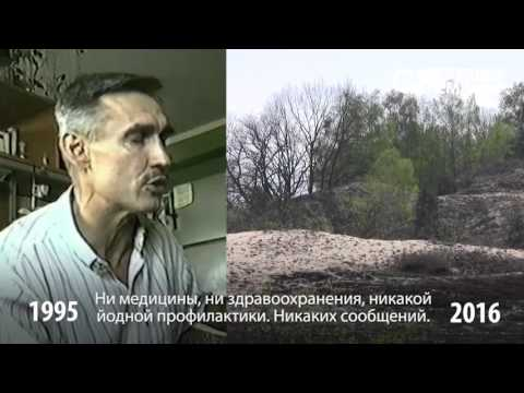 Чернобыль – как это было: архивные интервью