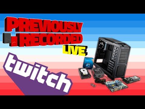 Jack's Heart Pounding PC Build!!!!!
