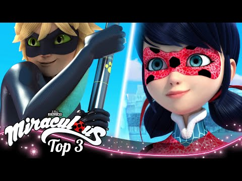 MIRACULOUS | 🐞 NEW POWERS 🔝 | SEASON 2 | Tales of Ladybug and Cat Noir