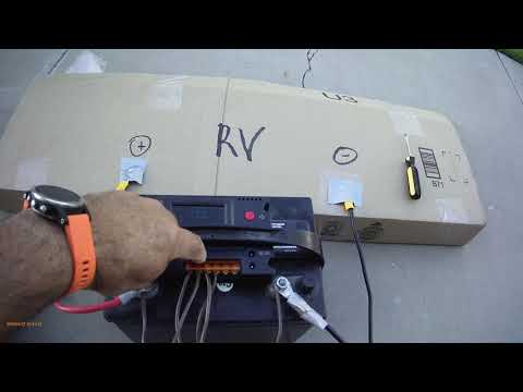 How to Hook Up Solar Panels : Solar Panels from YouTube · Duration:  1 minutes 1 seconds
