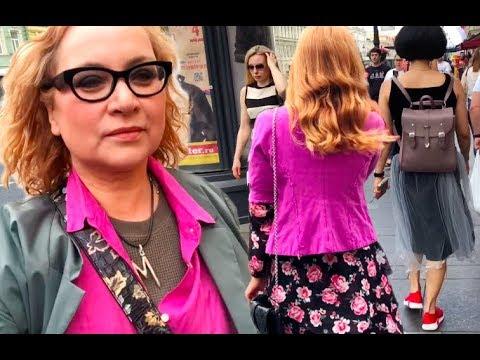Как выглядят россияне - что надето, уличный стиль, бохо и не только! Петербург Street Fashion Style