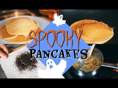 RECEITA: Spooky Pancakes   SofiaBBeauty