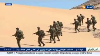 ارهابي يسلم نفسه بتنزوتين وبحوزته مسدس رشاش