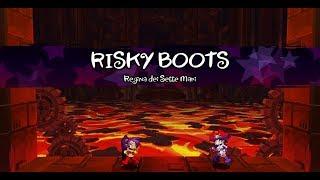 Shantae Half Genie Hero - Risky Boots & Tinkerbrain (Final Bosses )