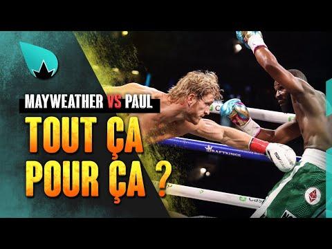 Floyd Mayweather vs. Logan Paul : RECAP & REACTION 🤦