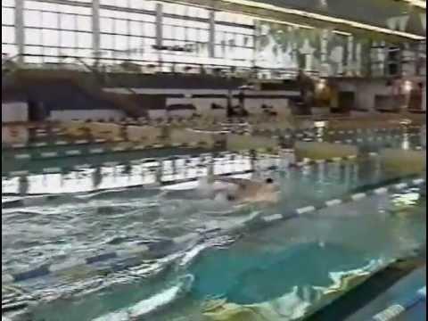 Обучение технике плавания баттерфляем Школа плавания