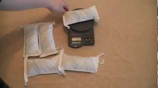 Ever wonder how to recharge desiccant packs? Here's How.