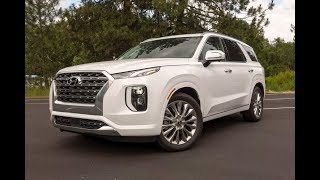 2020 HYUNDAI PALISADE:  a completely unprofessional review