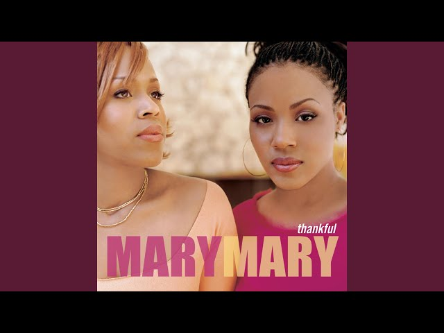 cant give up now mary mary instrumental