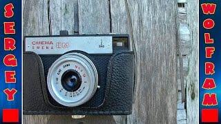 фотоаппарат смена 8м the soviet camera smena 8m