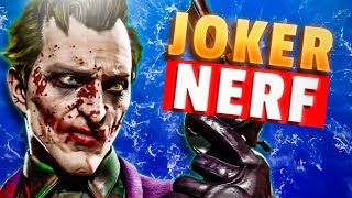 🤡El JOKER ha sido NERFEADO en la ULTIMA ACTUALIZACIÓN ... (o no) - Mortal Kombat 11