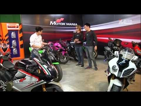 Motor Mania Sugar Rider