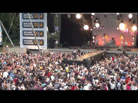 Klaus Laage - Tausend mal berührt - beim Berliner Rundfunk Open Air 2011