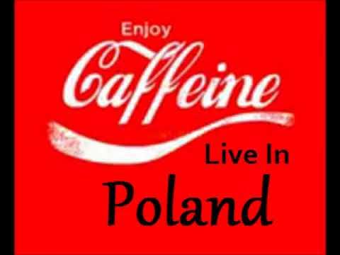 DJ Caffeine Live In Poland