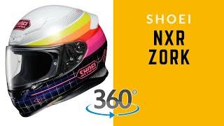 Shoei NXR Zork - 360° Oram