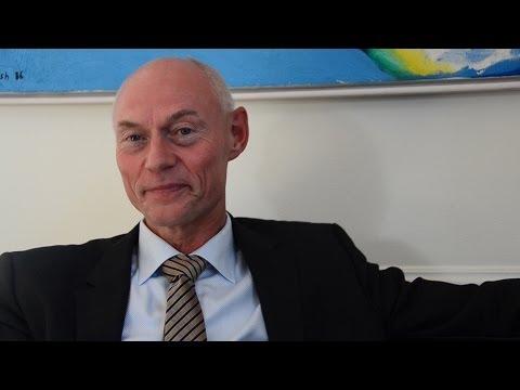 Danish Police Commissioner Discusses Partnership With FBI