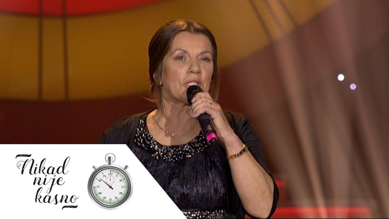 Milica Veljovic - Ljubav mi srce mori - (live) - Nikad nije kasno - EM 02 - 01.11.15.