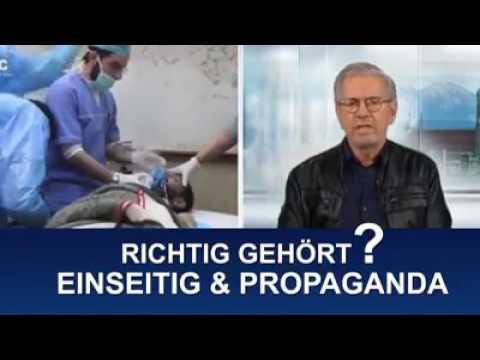 Jürgen Todenhöfer im Interview zu Gasangriff in Syrien