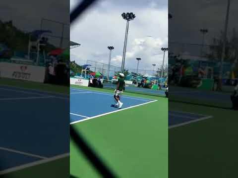 PON XX Papua: Hasil Cabor Tenis Tunggal Putra Final