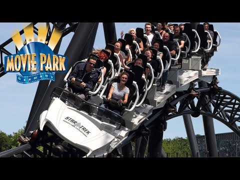 Movie Park Germany Vlog September 2017