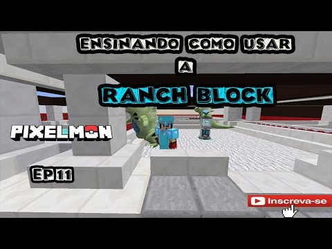 Como Usar a Ranch Block #11