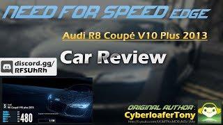 NFS Edge Car Review: Audi R8 Coupé V10 Plus 2013
