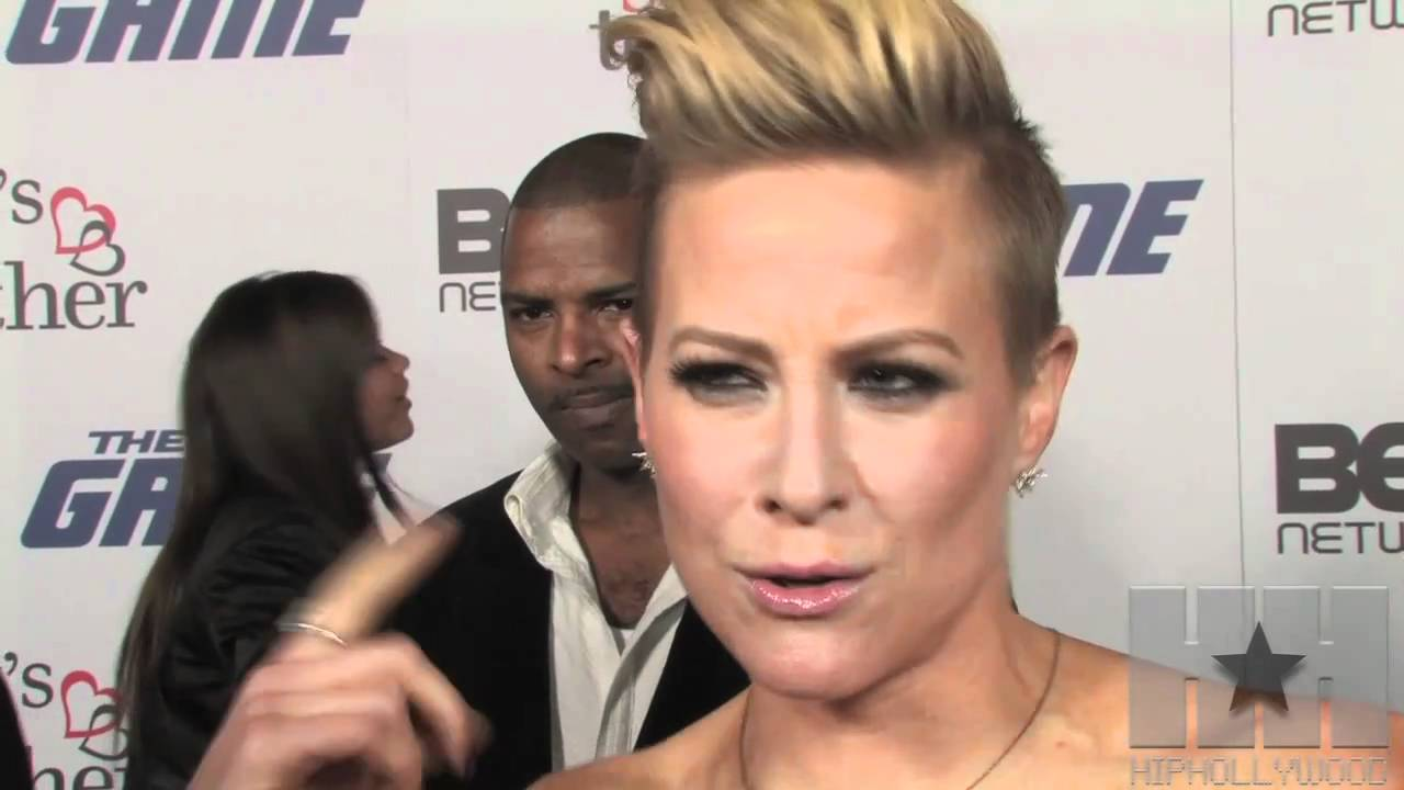 """""""the game"""" star brittany daniel talks about her character kelly & new daughter - hiphollywood"""