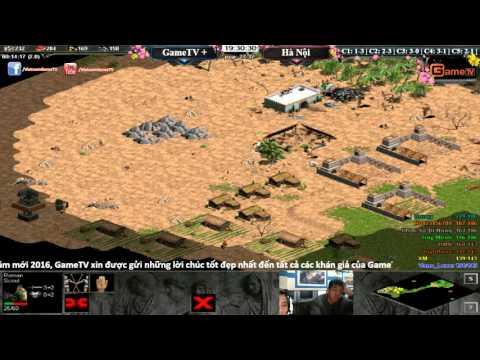 GameTV + Gunny vs Hà Nội ngày 30 01 2016 C5T4