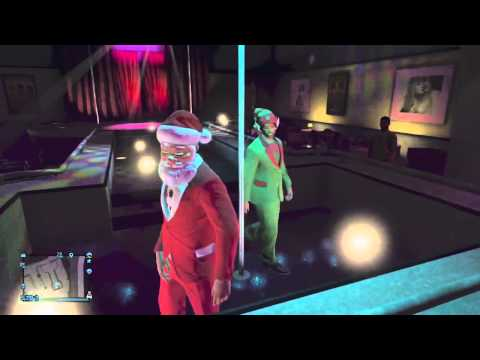 GTA 5 Online Funny Moments Ep  16 Merry...