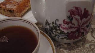 Чай с чёрным перцем/Tea with honey and black pepper